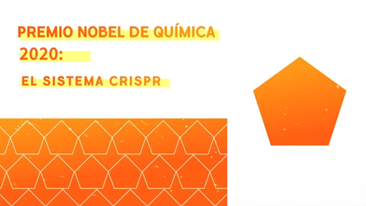 Premio Nobel de Química 2020: el sistema CRISPR