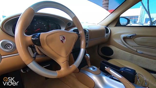 PORSCHE 911 GT2 - YELLOW...