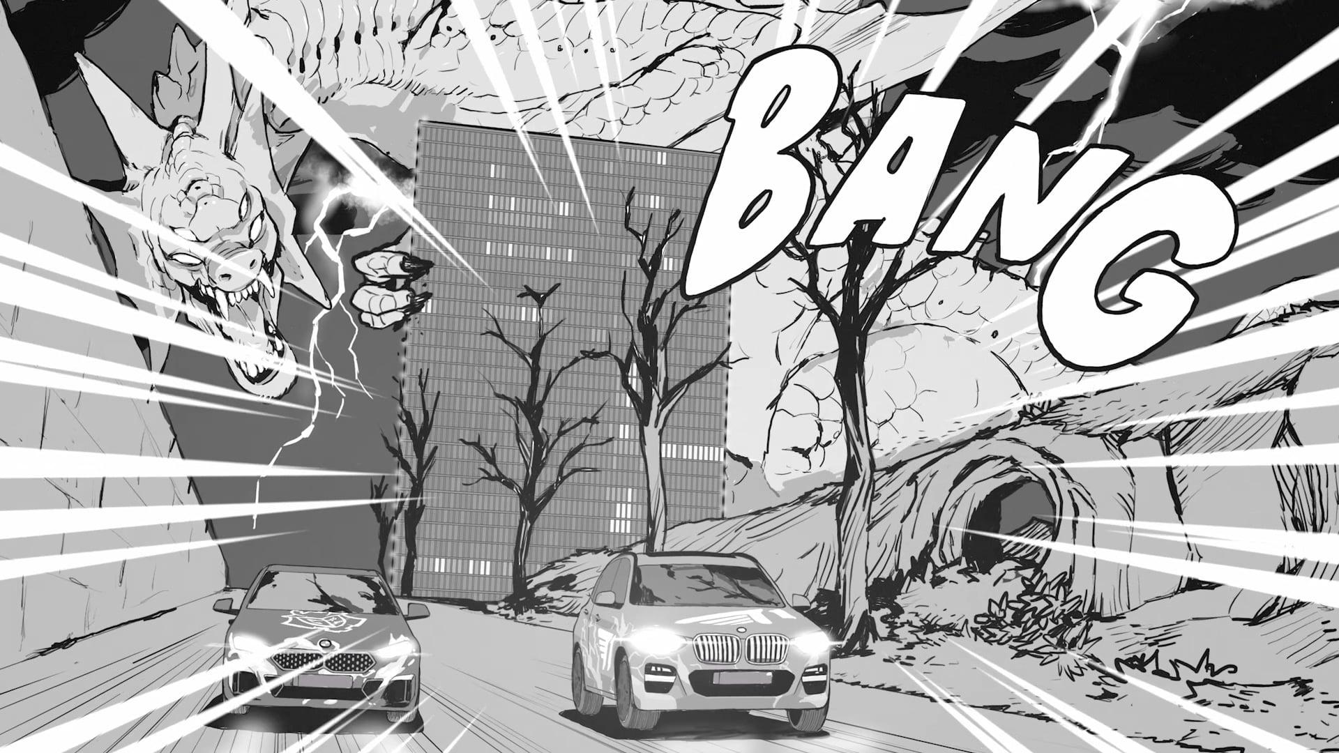 SHOOTINGMONKEYS | BMW - Heroes of Rivalry