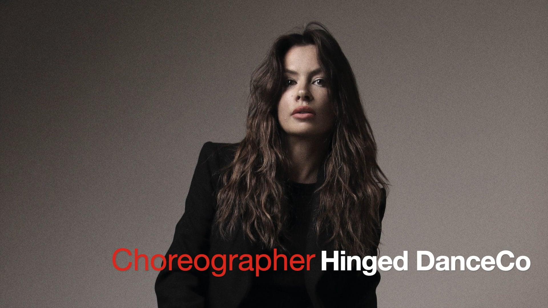 Choreographic/HINGED Showreel - Taira Foo