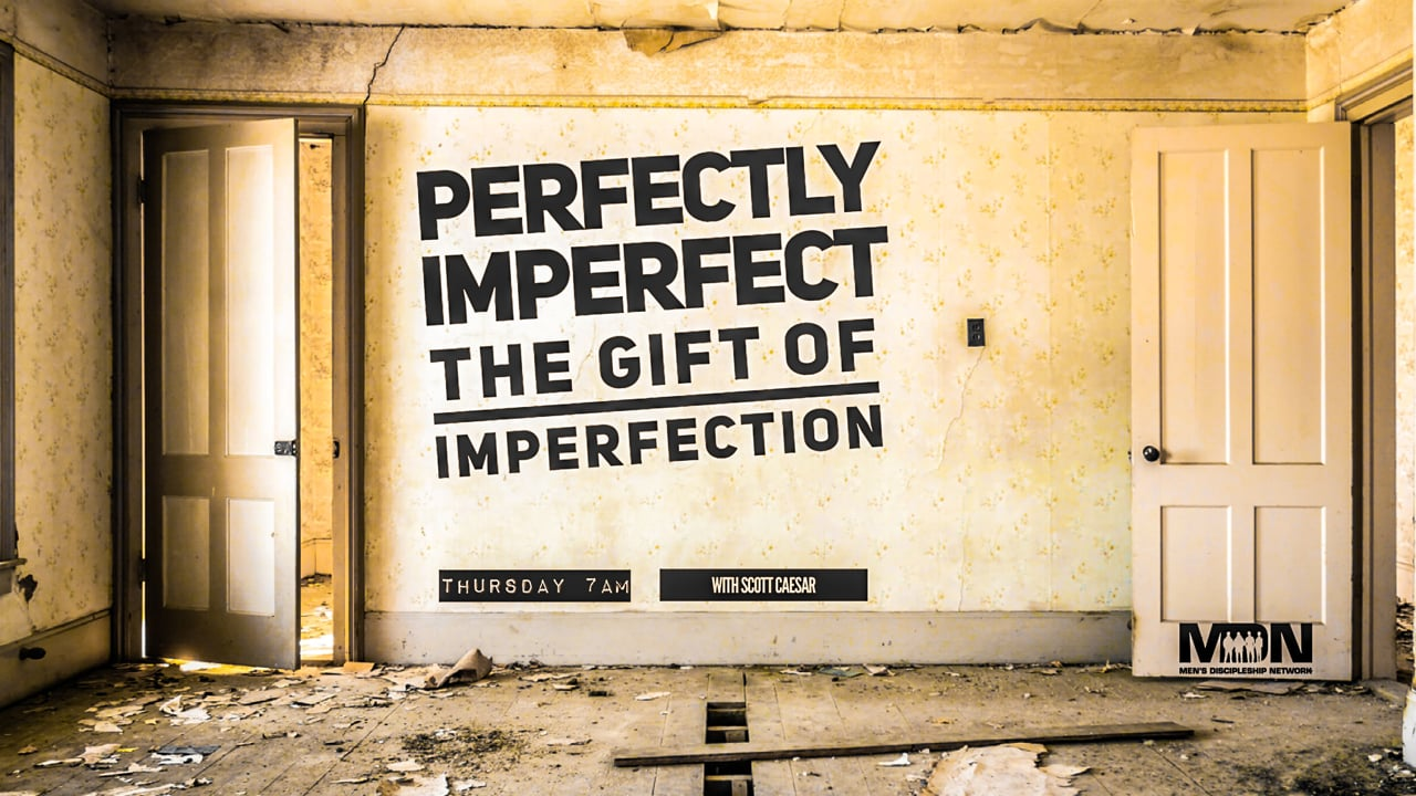 Perfectly Imperfect - The Gift of Imperfection