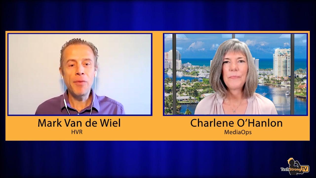 Mark Van de Wiel – TechStrongTV