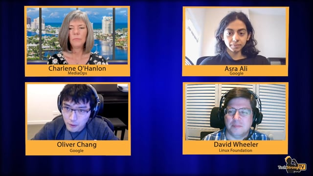 Panel - TechStrongTV