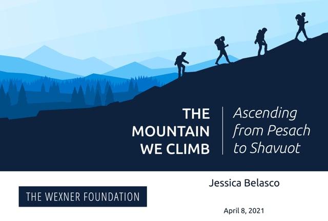 The Mountain We Climb: Disability Torah with Jess Belasco