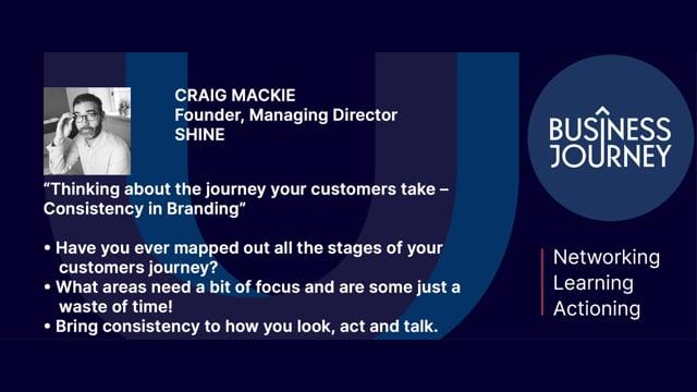 Craig Mackie Trailer for 23 April event