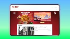 Mediacorp / KFC / Skinner