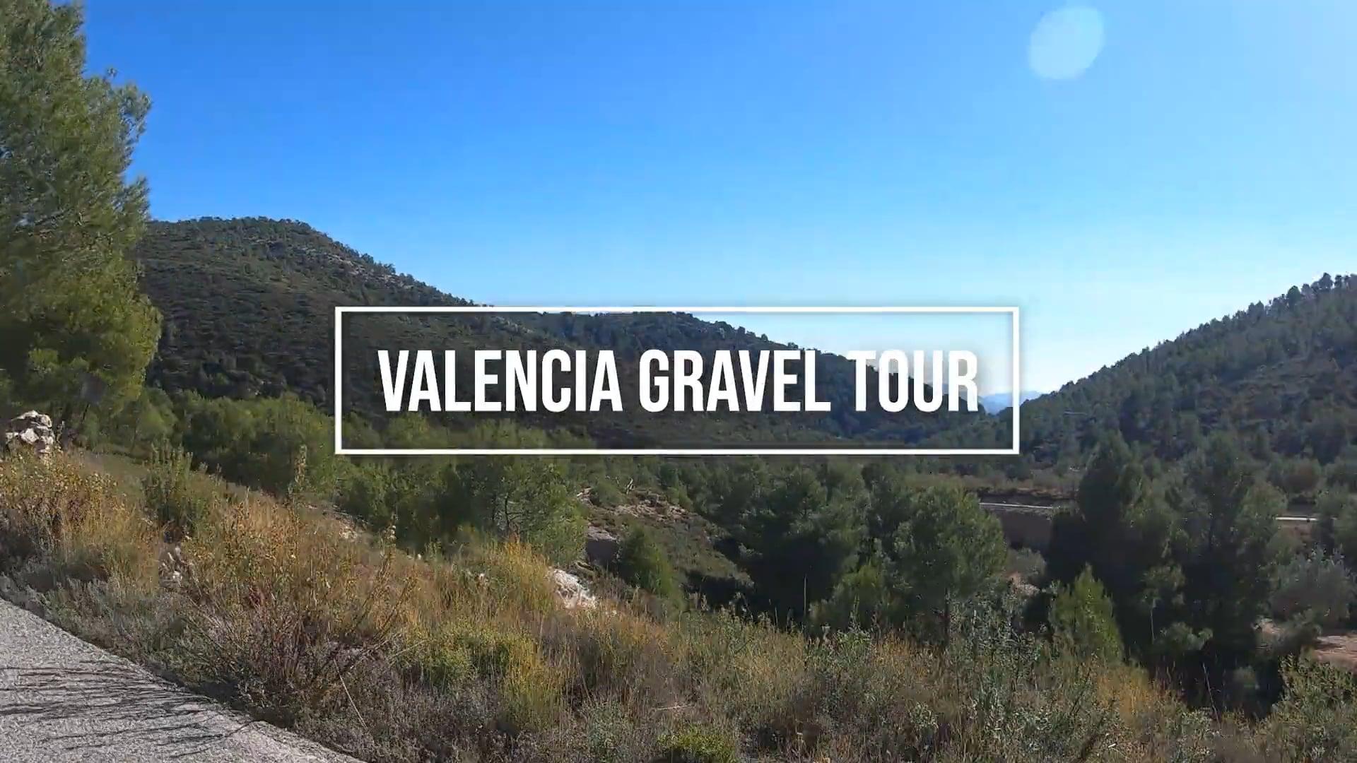 Valencia Gravel Tour