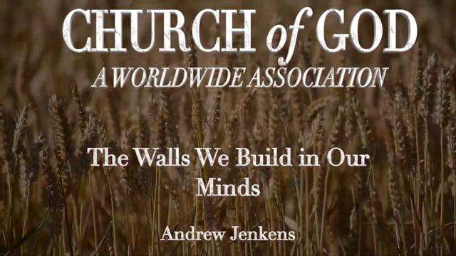 The Walls We Build in Our Minds
