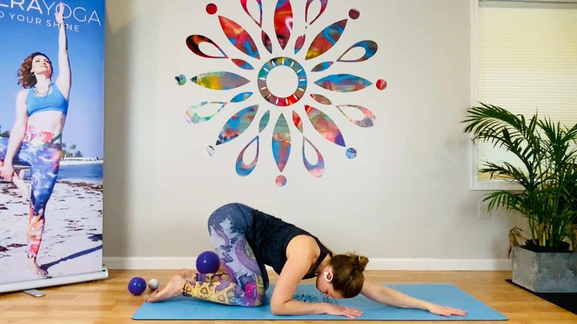Nadi Method Flow & Massage 2-4-21 - 60 Minutes