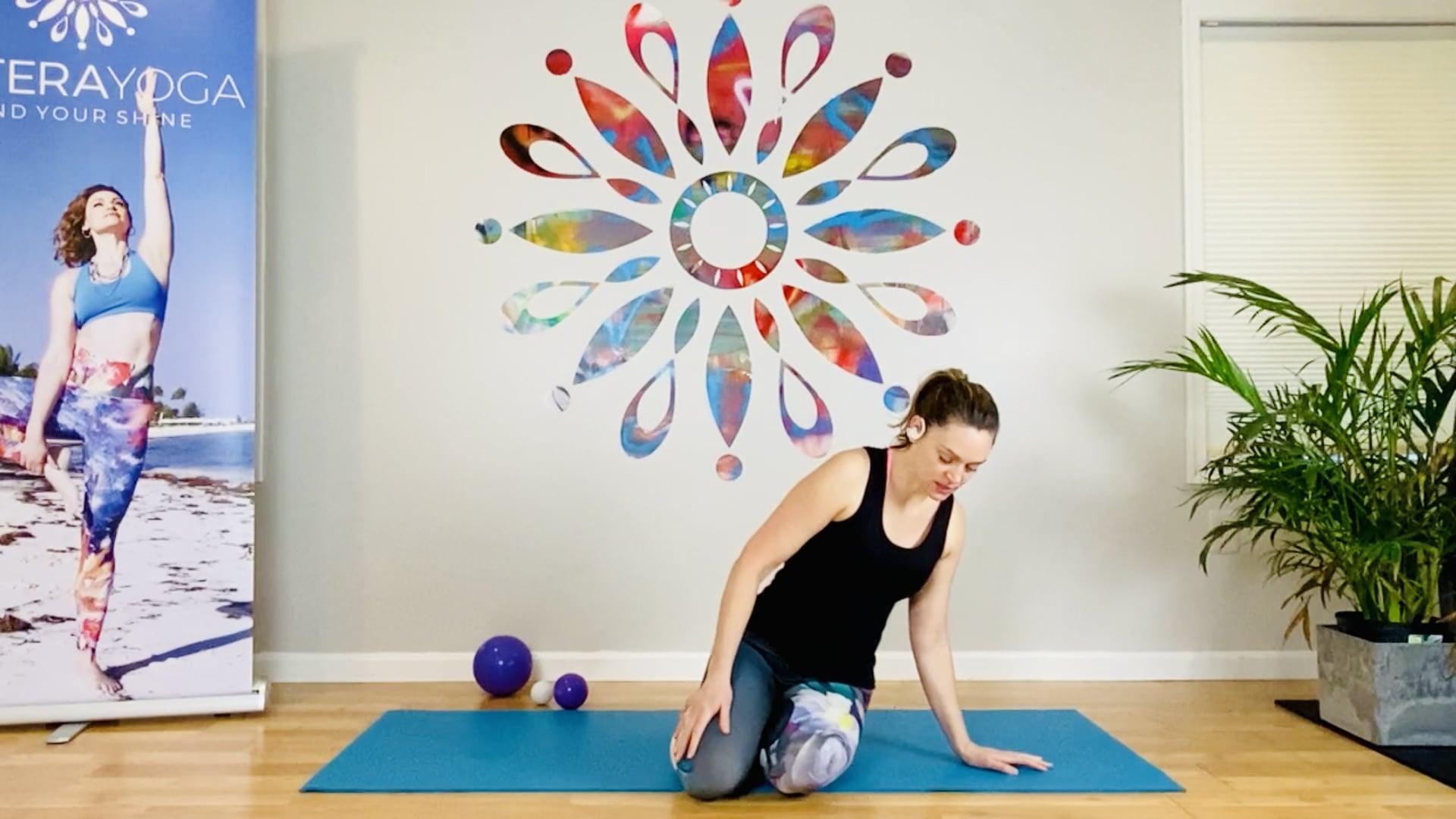 Nadi Method Flow & Massage 1-7-21 - 60 Minutes
