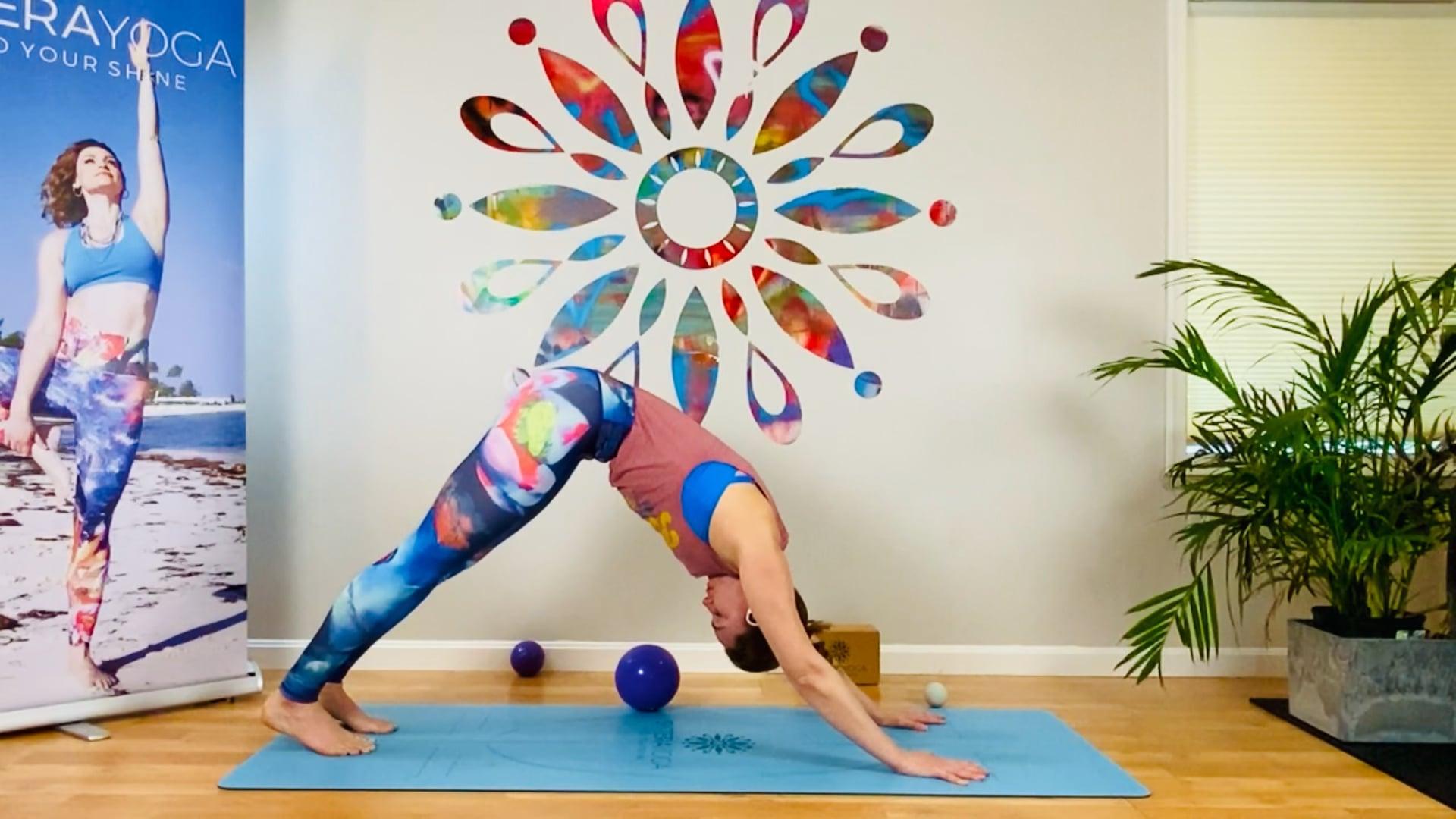 Nadi Method Flow & Massage 4-6-21 - 60 Minutes