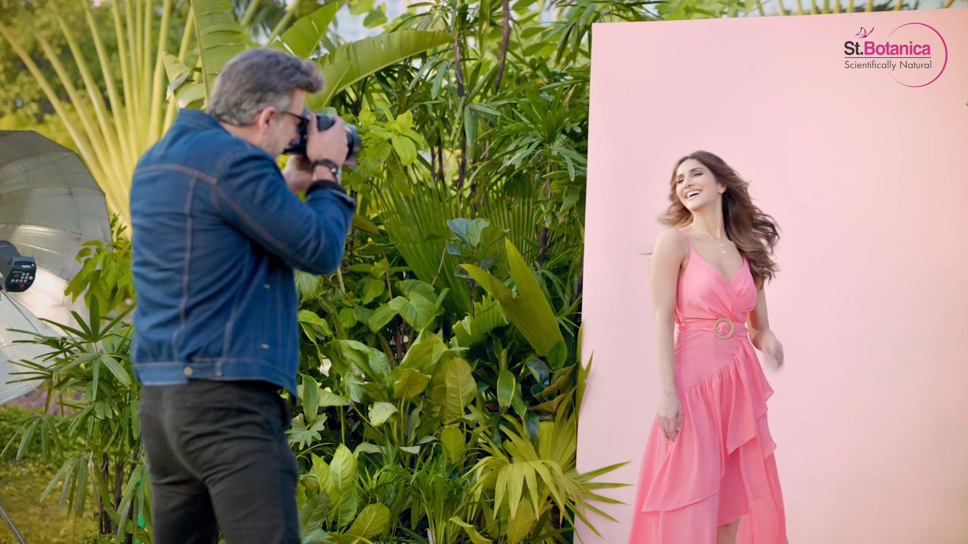 St Botanica Skin Film With Vaani Kapoor