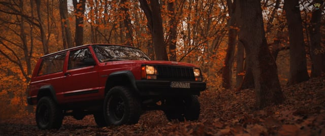 Jeep Cherokee XJ | Kosta | Dobrekoloiglebastyle.pl