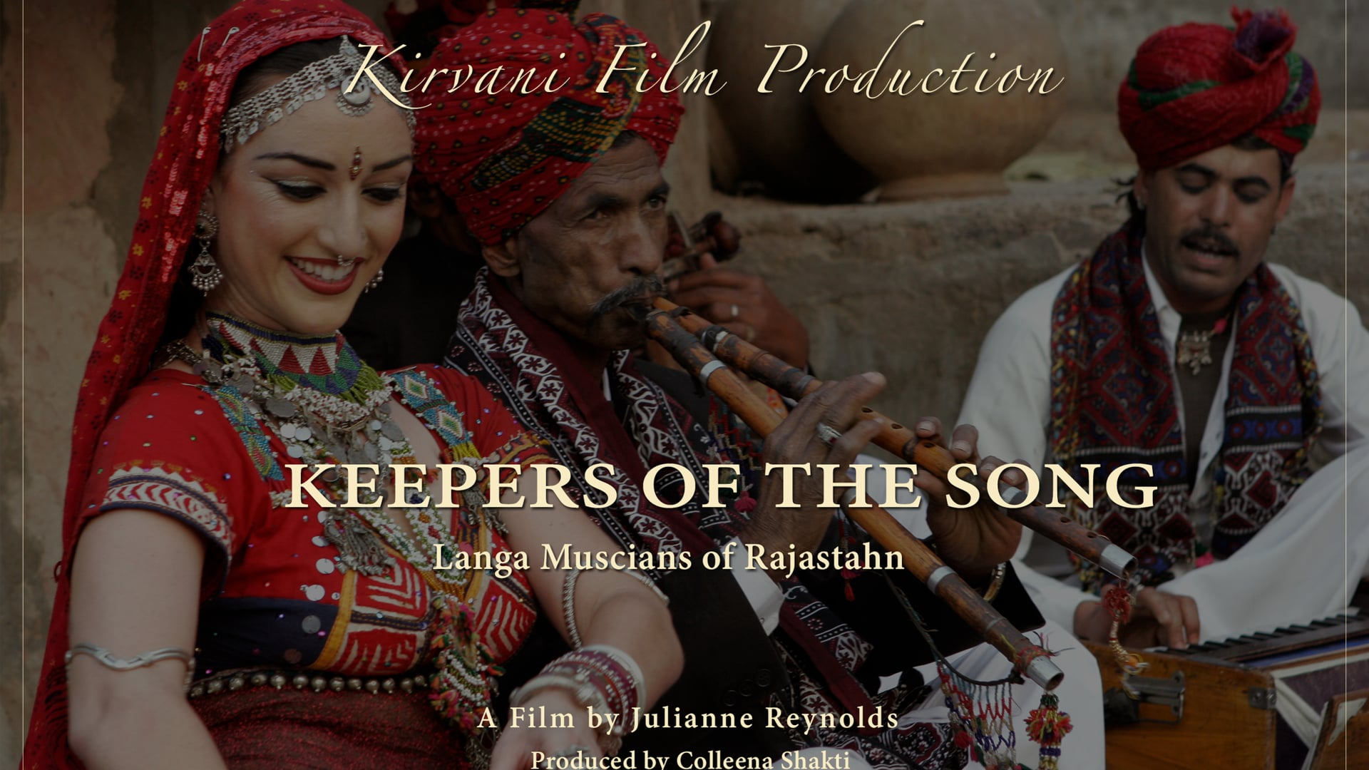 Keepers of the Song
