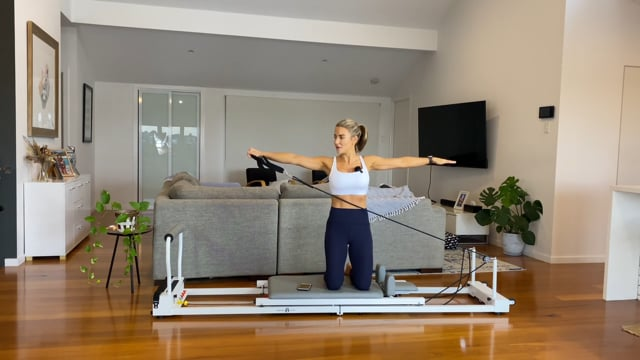 30min reformer abs, arms and legs