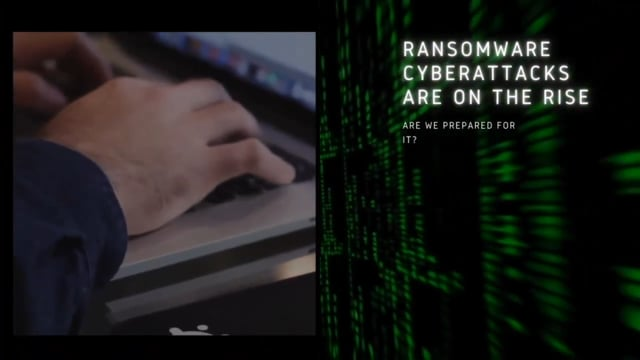 Ransomware cyberattacks are on the rise