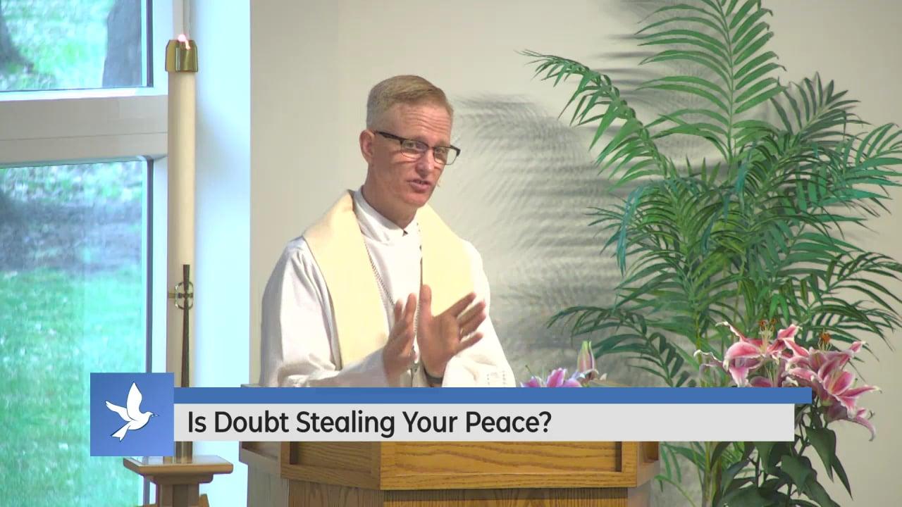Peace Sermon - April 11, 2021