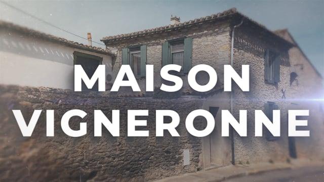 CARCASSONNE - PASTEUR   MAISON VIGNERONNE T6 152m²   CAVE & DEP. 268m²   PARCELLE 615m²   249.000€