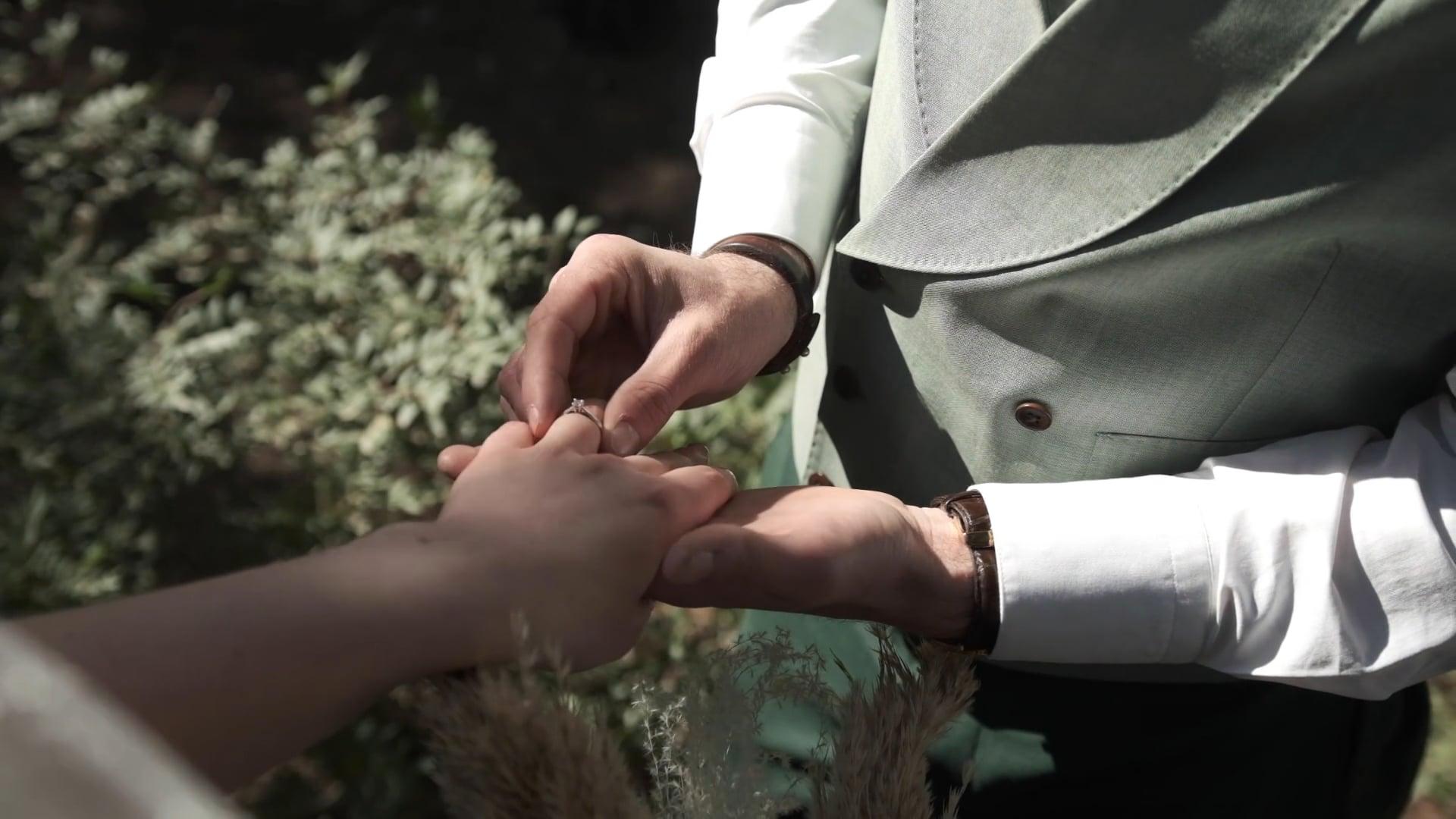 Elopement • Mariage • Leucate 2021