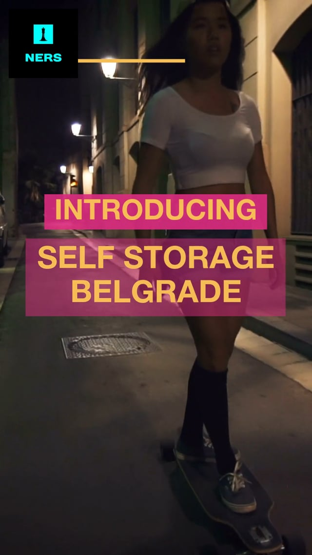 SELF-STORAGE Belgrade Mini Storage Units #Shorts Serbia