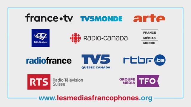 Voix Off • Voice Talent David Joppart - Médias Francophones Publics (Motion Design)