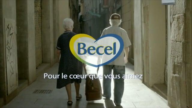 Voix Off • Voice Talent David Joppart - Becel TVC
