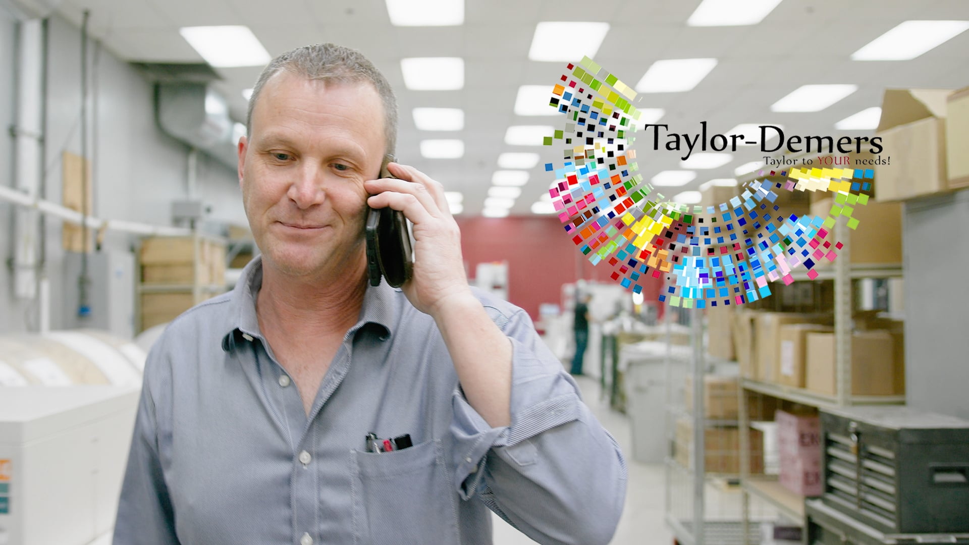 """Taylor Demers / """"Tailored To Your Needs"""""""