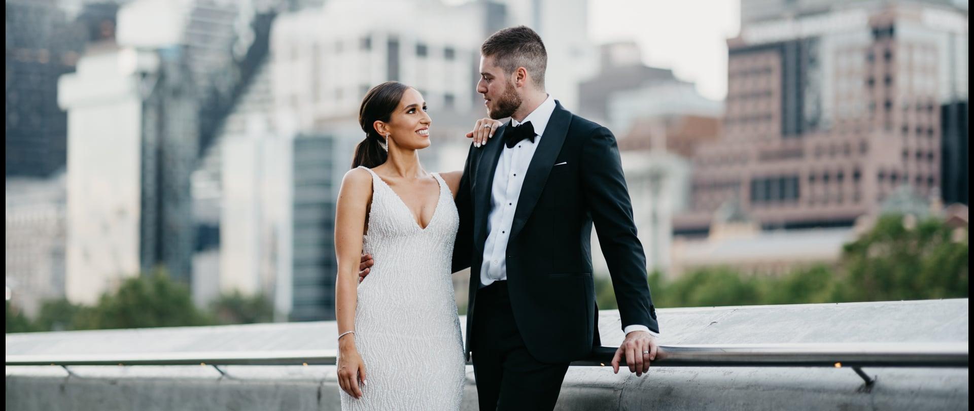 Stephanie & Cameron Wedding Video Filmed at Melbourne, Victoria