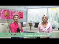Cidade Viva SLO - Chris Roman e Campanha Natal CDL Acislo