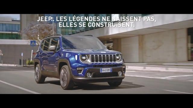 Voix Off • Voice Talent David Joppart - Jeep Renegade Legend TVC