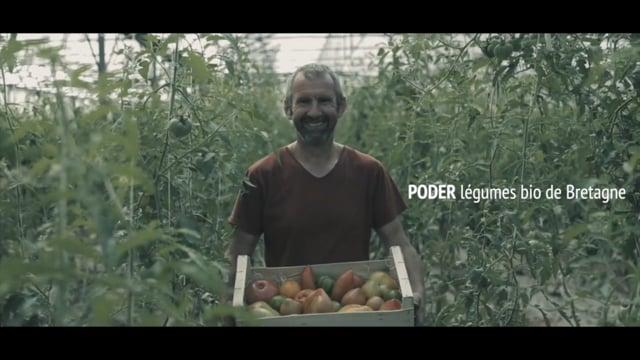 Voix Off • Voice Talent David Joppart - Poder Organic Farm (Corporate movie)