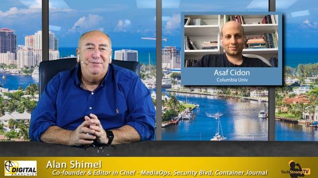 Asaf Cidon-TechStrong TV