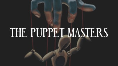 Day 3 - The Puppet Masters