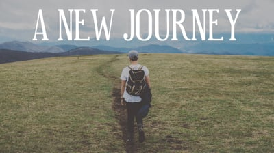 Day 29 - A New Journey