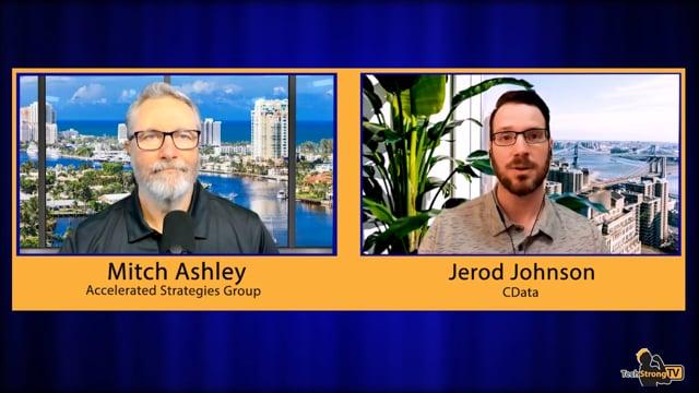 Jerod Johnson - TechStrong TV