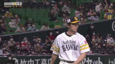 4/14 ホークス対バファローズ ダイジェスト