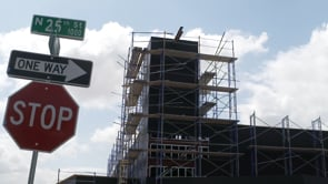 Construction Update on Fire Station 6