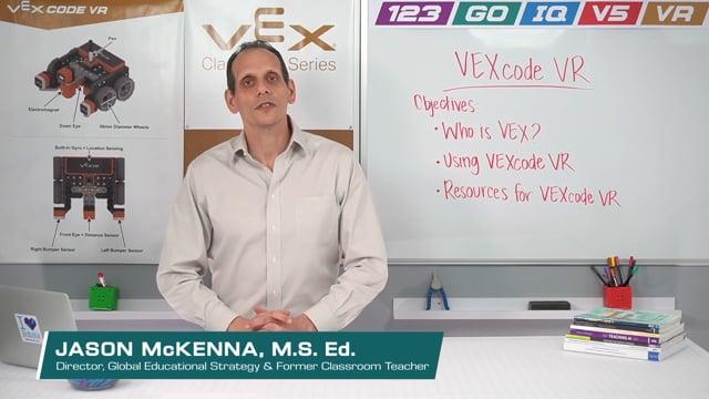 VEXcode VR
