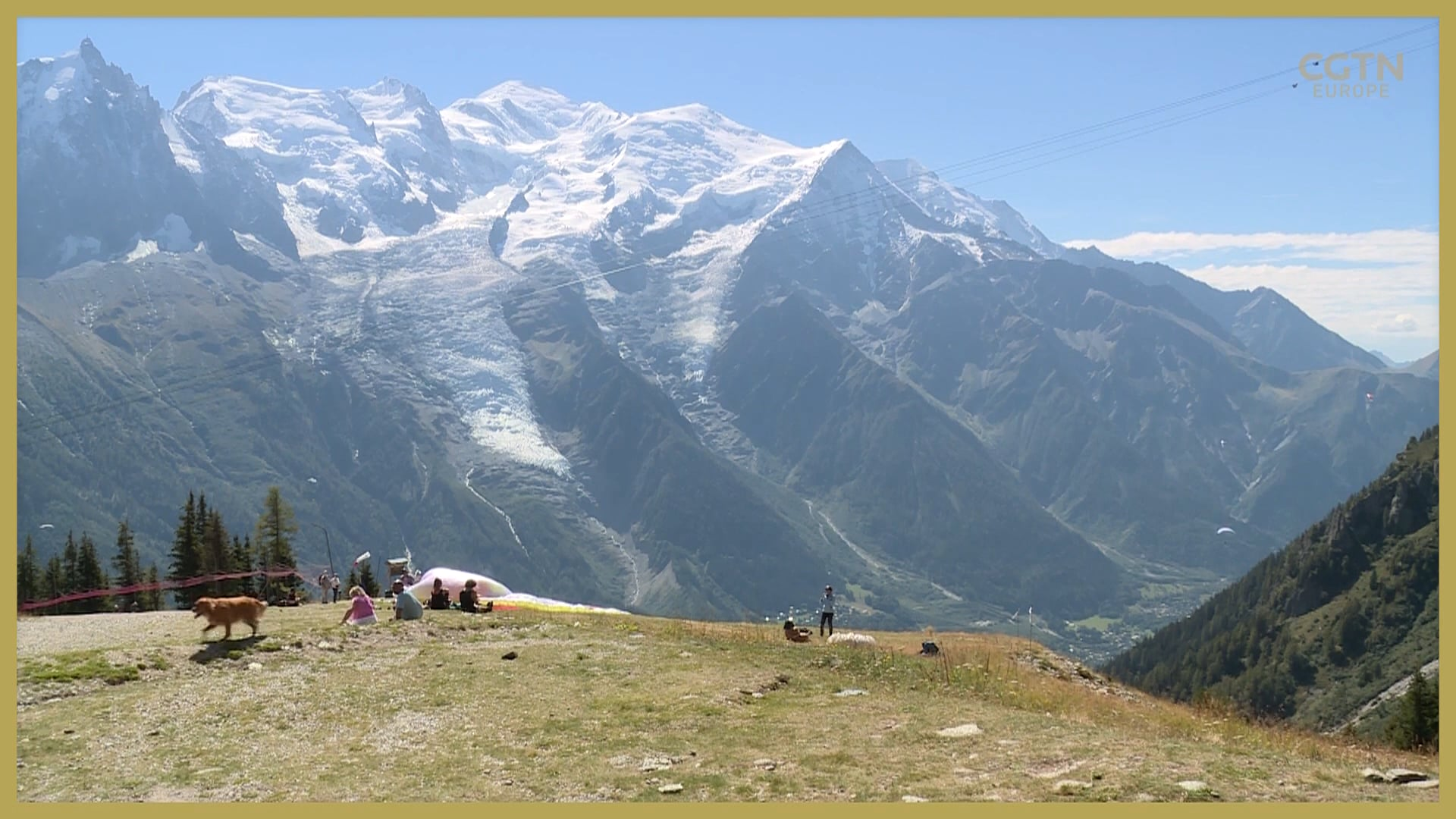 Impact of tourism in the French Alps