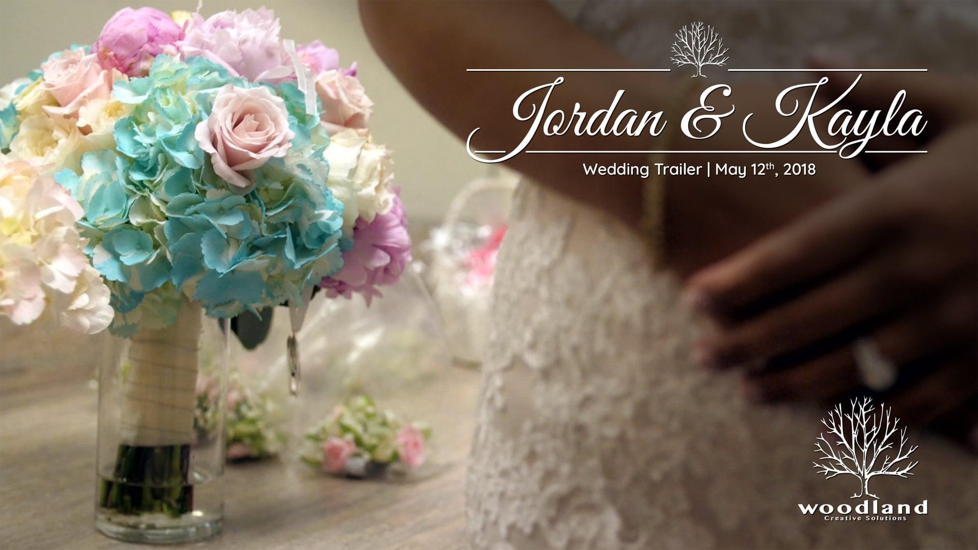 Jordan & Kayla - Wedding Trailer