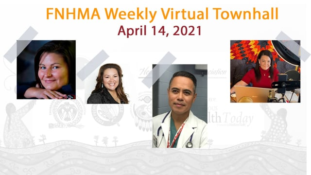 FNHMA Town Hall (ENG) APRIL 14, 2021