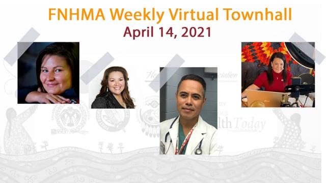 FNHMA Town Hall (FR) APRIL 14, 2021
