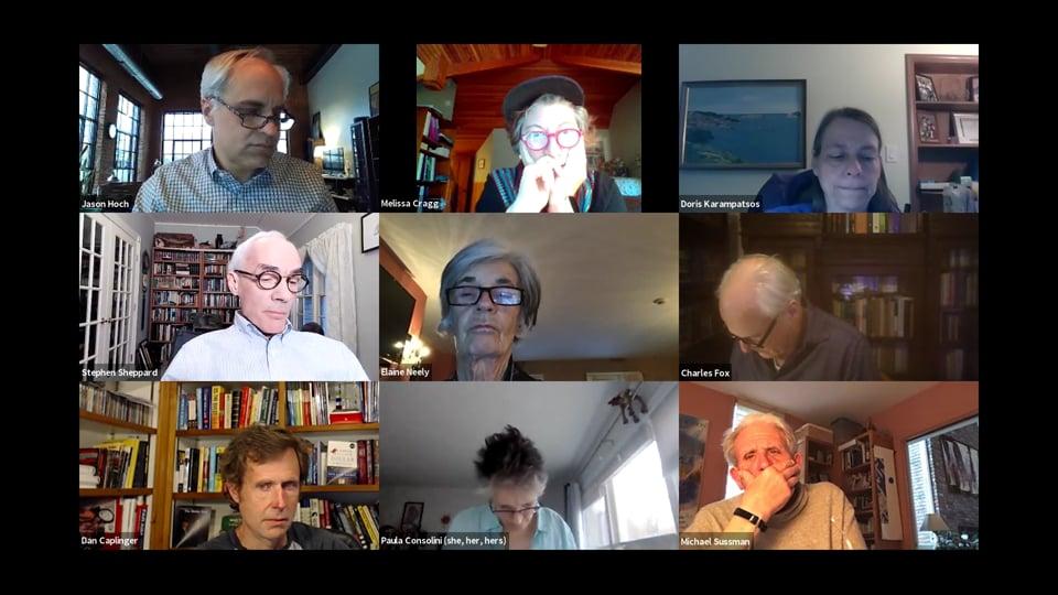 Finance Committee virtual Meeting – 4.14.21