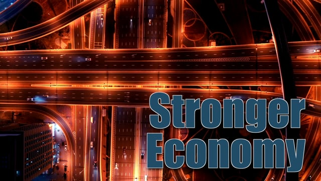 America's Economy & Future Count on Federal Investment in Modern, Safer & Faster Transportation