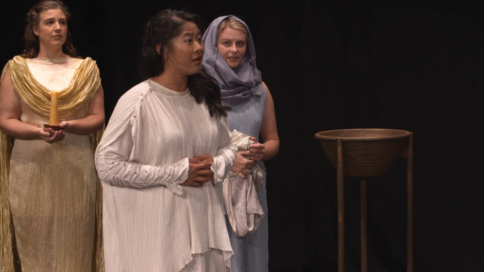 Pericles - Christine Fang as Thaisa