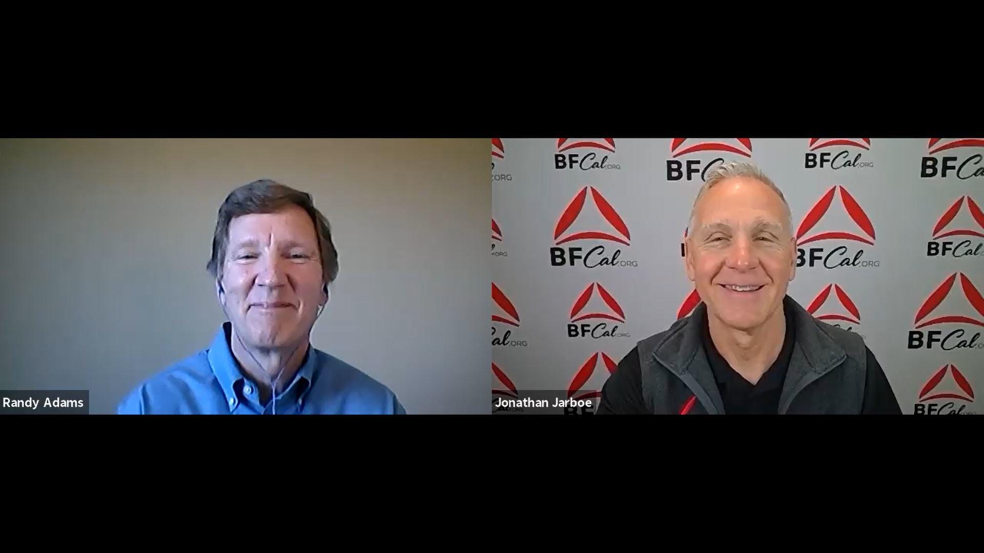 BFC Leadership Conversation: SBC Presidential Nominee Series with Guest: Randy Adams