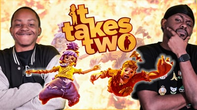 Back With The Greatest Coop Game Ever! (It Takes 2)