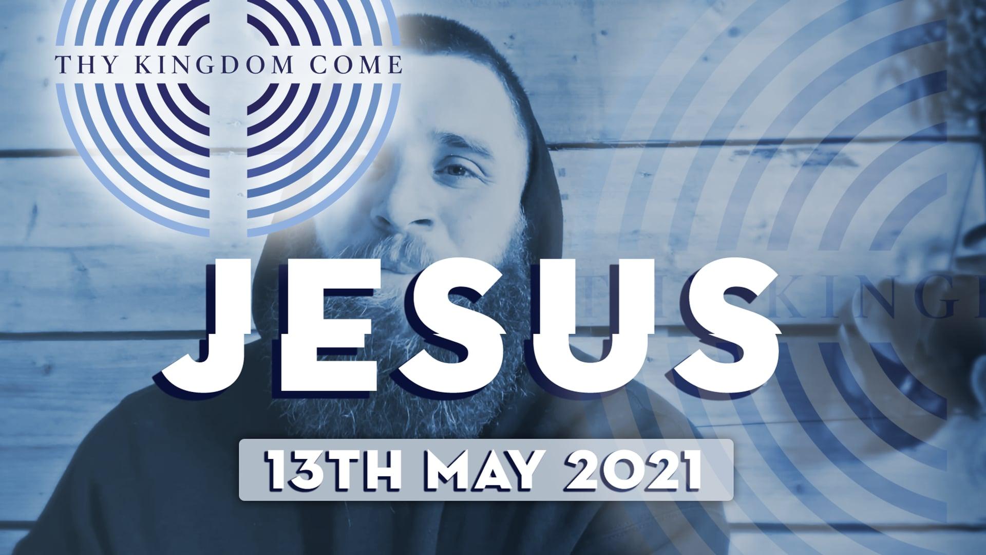 Youth Reflection Day 1 - Jesus (Joshua Luke Smith)