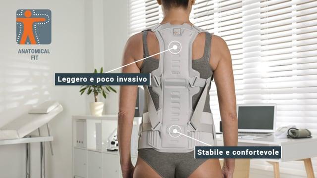 Spinalplus 2.0 - Tutore per osteoporosi