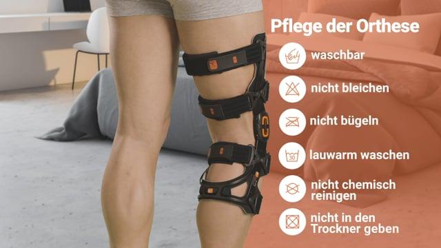 Pluspoint 4 - Funktionale Orthese für das Kniegelenk